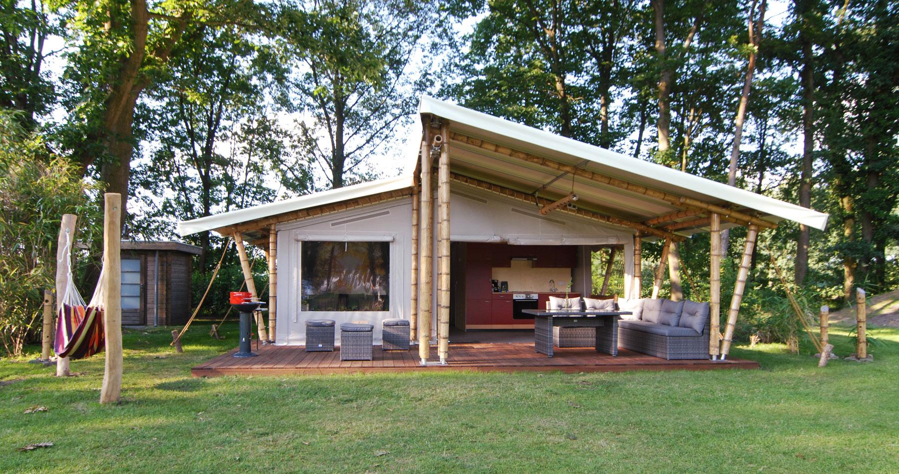 Customized-tent-lodge